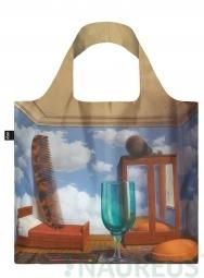 Nákupná taška LOQI Museum, Magritte - Personal Values
