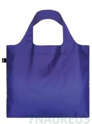 Nákupná taška LOQI Puro Violet