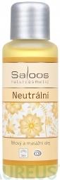 Neutrálny olej - telový a masážny olej 50