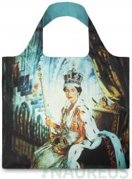 Nákupná taška LOQI Museum, Beaton - Queen Elizabeth II