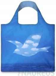 Nákupná taška LOQI Museum, Magritte - The Promise