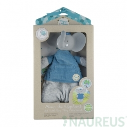 Maznáčik/hryzátko - sloník Alvin (v krabici)