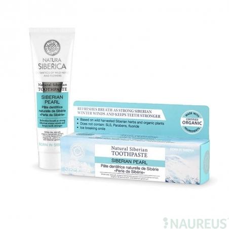 442fe83447e5 Prírodná sibírska zubná pasta - Sibírska perla - BIO a prírodná ...