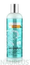Natura Estonica - Šampón pre unavené vlasy Žiarivý lesk