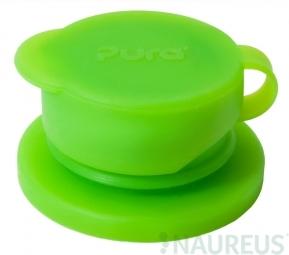 Pura Big Mouth® silikónový športový uzáver - Zelená