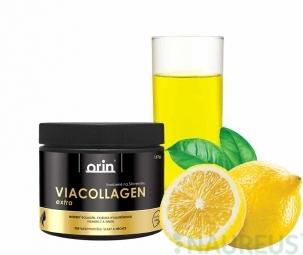 ViaCollagen extra s vitamínom C – CITRÓN 187g