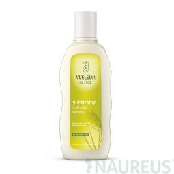 Šampón s prosom, normálne vlasy