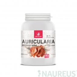 Auricularia Judášovo ucho kapsule 100 kps.
