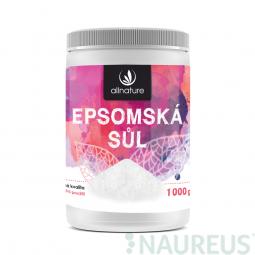 Epsomská soľ 1000 g