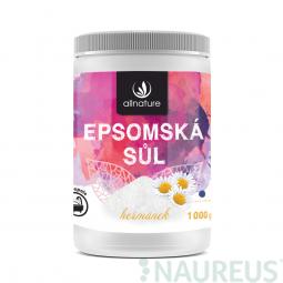 Epsomská soľ Harmanček 1000 g