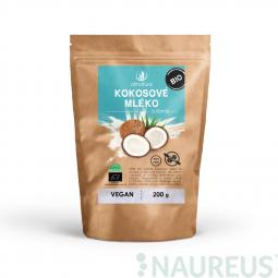 Kokosové mlieko sušené BIO 200 g