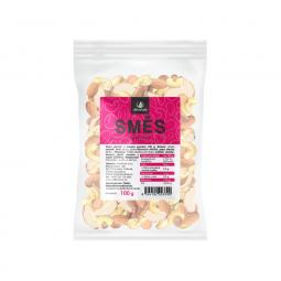 Allnature zmes orechov (mandle, lieskové, kešu, para) 100 g