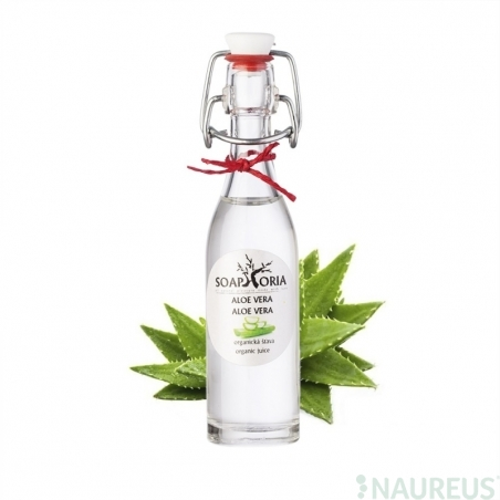 Aloe vera - organická šťava