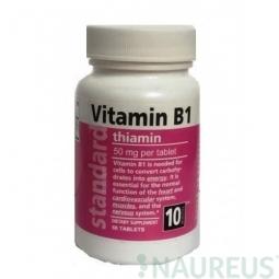 Vitamin B1 50 mg 60 tabliet