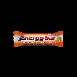 AKCIA SPOTREBA: 25.07.2019 3Energy bar 40 g pomarančová/mliečna poleva