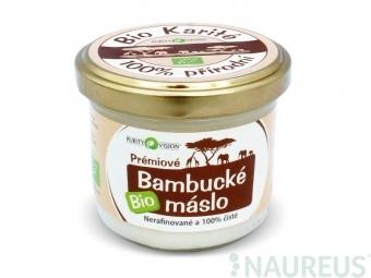 Bio bambucké maslo 100 ml