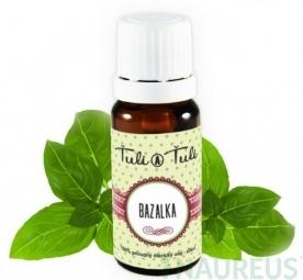 Bazalka prírodný éterický olej- silica