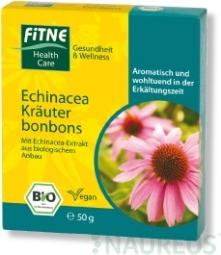 BIO bylinné cukríky s echinaceou - 50g
