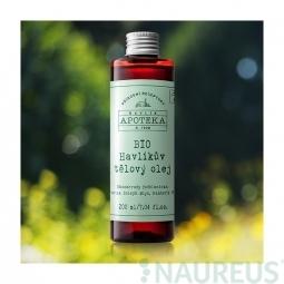 BIO Havlíkov telový olej 200 ml