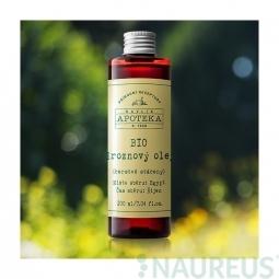 BIO Hroznový olej 200 ml