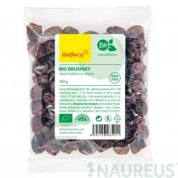 Brusnice BIO 100 g Wolfberry * (Jabl. Šťava)