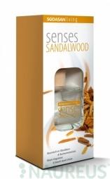 Bytová vôňa santalové drevo - difuzér 200 ml