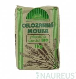 Múka pšeničná celozr.špeciál 1kg BIO