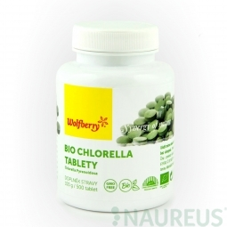 Chlorella BIO 100 g 500 tbl Wolfberry *