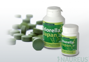 Chlorella Japan 250 tabl.