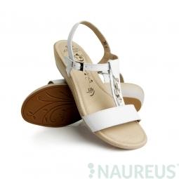 Batz dámske sandále Denissa White 39