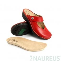 *Batz dámske zdravotné šľapky Bali Red 40
