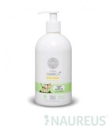 Detské krémové mydlo pre každodennú starostlivosť