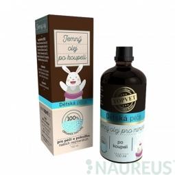 Detská starostlivosť - Jemný olej po kúpeli 100 ml