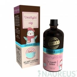 Detská starostlivosť - Uvoľňujúci olej 100 ml