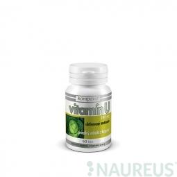 Vitamín U 60 kapsúl / 500 mg
