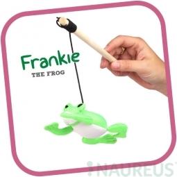 Beco Cat Nip palička - Žaba Frankie