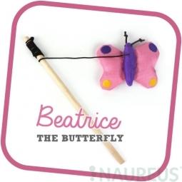 Beco Cat Nip palička - Motýľ Beatrice