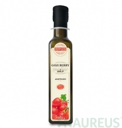 Goji berry sirup v skle 250 ml