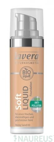 Ľahký tekutý make-up - 03 medová 30 ml
