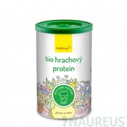 Hrachová bielkovina BIO 180 g Wolberry *