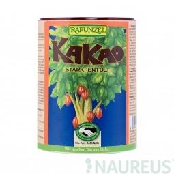 Kakaový prášok odtučnený BIO 250 g Rapunzel *