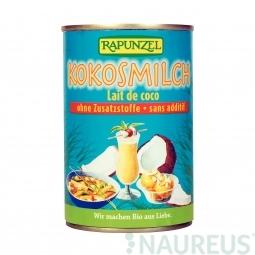 Kokosové mlieko BIO 400 ml Rapunzel *