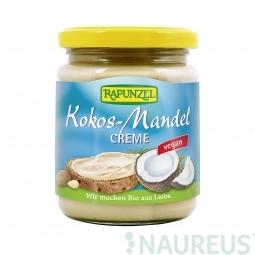 Kokosovo-mandľový krém BIO 250 g Rapunzel *