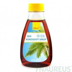 Kokosový sirup BIO 540 g / 400 ml Wolfberry *