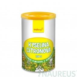Kyselina citrónová 350 g Wolfberry