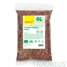 Ľanové semienko hnedé BIO 200 g Wolfberry *