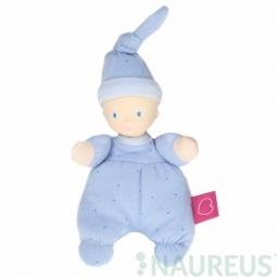 Mini bábika miláčik 15 cm - Ružová