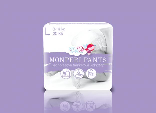 MonPeri Pants L 8-14kg