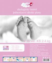 MonPeri XS 2-4kg 2ks
