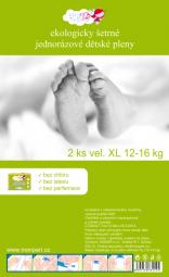 MonPeri XL 12-16kg 2ks